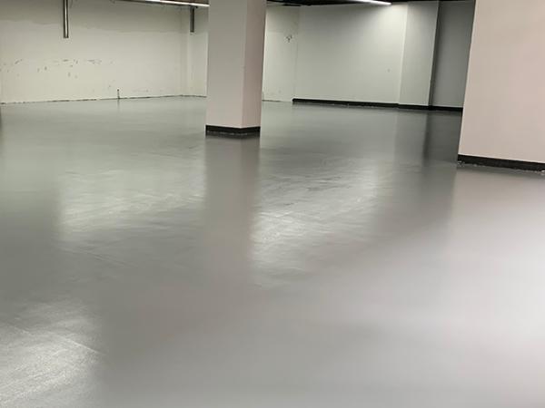为什么说地坪漆工程是个性定制类产品?