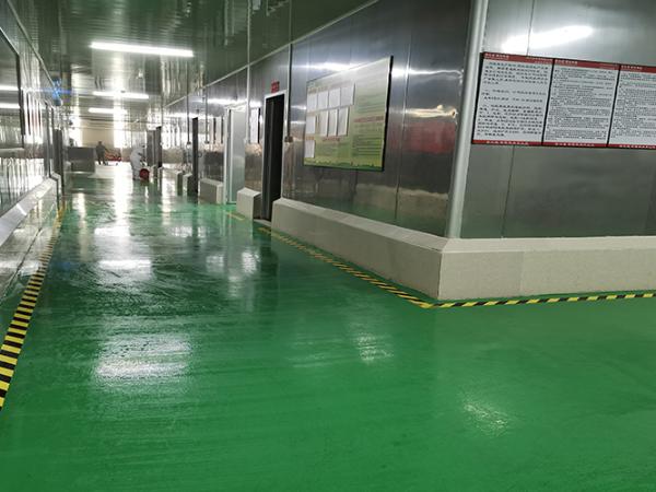 聚氨酯地坪漆有什么作用?