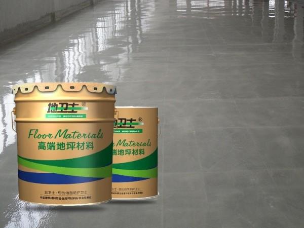 水泥地面起粉用地板漆可以吗?