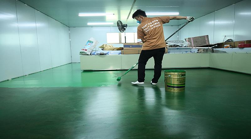厂房地面漆,地面漆工程,厂房地面漆工程,地面漆厂家