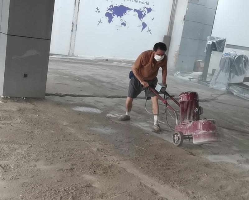 耐压地坪漆
