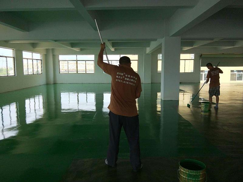 工厂地板漆