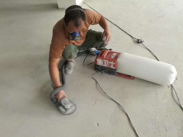 地坪漆工程厂家-细节决定质量