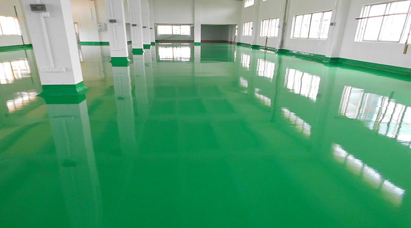 地板漆工程,地板漆