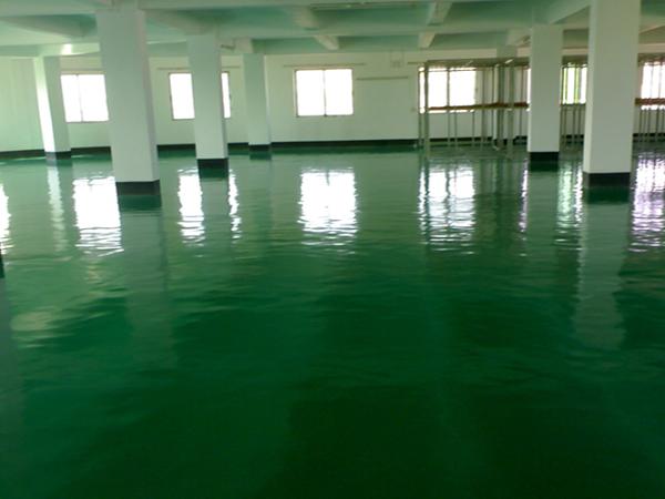工厂地板漆工程厂家常见的问题有哪些?