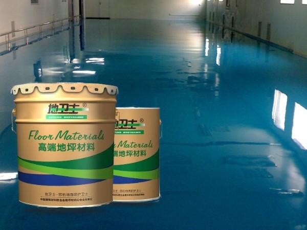 环氧地坪漆可以在瓷砖地面上用吗?