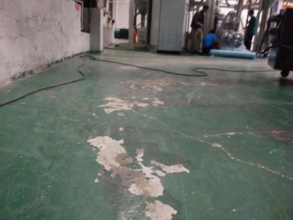 厂房地面破损对工厂企业有哪些实质的损失?