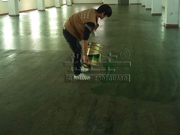 地坪漆施工,地坪漆工程,环氧地坪,地卫士地坪漆,广东地坪漆工程