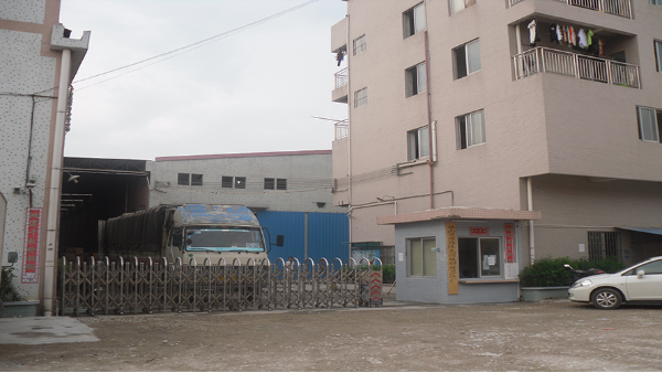 佛山市顺德区北滘镇顺健卫浴厂采用地卫士环氧地坪漆工程