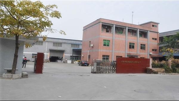 东莞市绿源环保塑胶制品有限公司选用地卫士环氧地坪漆工程