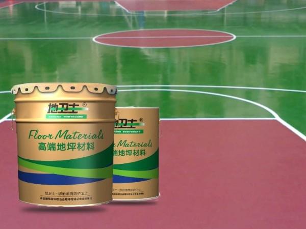 刷一个篮球场地坪漆要多少钱?