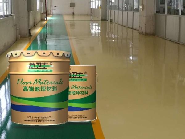 环氧地坪漆与固化剂地坪的区别分析!