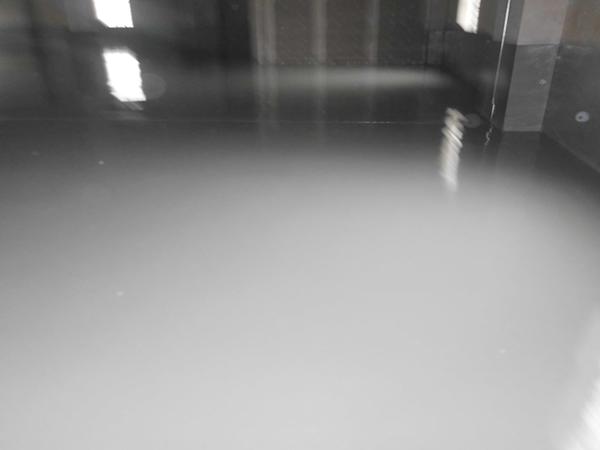 车间地面做过固化地坪可以再做地坪漆吗?