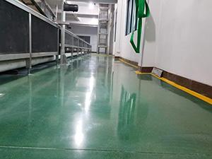 渗透型密封硬化剂地坪