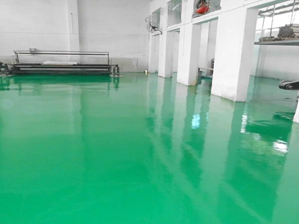 地面漆工程厂家如何满足客户需求?