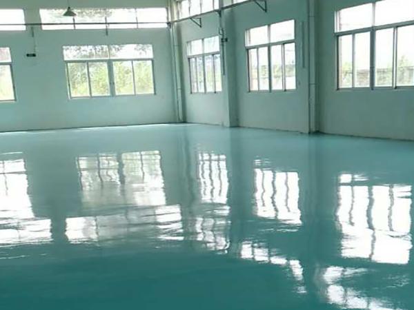 佛山环氧地坪厂家建议地坪漆工程不能只看表面功夫!