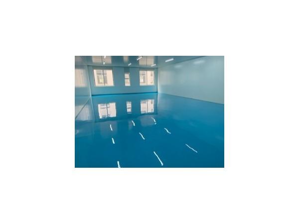 食品厂专用地坪—聚氨酯砂浆地坪