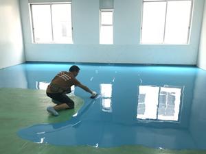 自流平镘面型环氧地坪,聚氨酯砂浆地坪